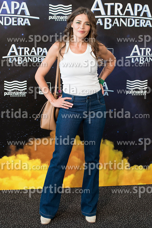 26.08.2015, Kinepolis Cinema, Madrid, ESP, Atrapa la Bandera, Premiere, im Bild Actress Inma del Moral attends to the photocall // during the premiere of spanish cartoon 'Capture The Flag&quot; at the Kinepolis Cinema in Madrid, Spain on 2015/08/26. EXPA Pictures &copy; 2015, PhotoCredit: EXPA/ Alterphotos/ BorjaB.hojas<br /> <br /> *****ATTENTION - OUT of ESP, SUI*****