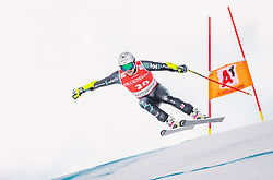 27.01.2019, Streif, Kitzbühel, AUT, FIS Weltcup Ski Alpin, SuperG, Herren, im Bild Benjamin Thomsen (CAN) // Benjamin Thomsen of Canada in action during his run in the men's Super-G of FIS ski alpine world cup at the Streif in Kitzbühel, Austria on 2019/01/27. EXPA Pictures © 2019, PhotoCredit: EXPA: Johann Groder