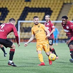 Livingston v St Mirren, Scottish Premiership, 8 December 2018