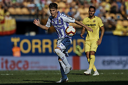 September 30, 2018 - Vila-Real, Castellon, Spain - Toni of Real Valladolid in action during the La Liga match between Villarreal CF and Real Valladolid at Estadio de la Ceramica on September 30, 2018 in Vila-real, Spain  (Credit Image: © David Aliaga/NurPhoto/ZUMA Press)