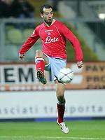 """Cristian Bucchi (Napoli)<br /> Italian """"Serie B"""" 2006-07 <br /> 22 Dic 2006 (Match Day 18)<br /> Modena-Napoli (0-0)<br /> """"Alberto Braglia"""" Stadium-Modena-Italy<br /> Photographer Luca Pagliaricci INSIDE"""