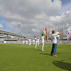 During the first day of the Investec 5th Test match between England and India at the Kia Oval, London, 15th August 2014 © Phil Duncan | SportPix.org.uk