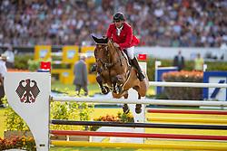 Vanderhasselt Yves, BEL, Jeunesse<br /> CHIO Aachen 2018<br /> © Hippo Foto - Dirk Caremans<br /> 19/07/2018