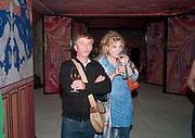 Early launch of Rupert's. Robin Birley  new premises in Shepherd Market. 6 Hertford St. London. 10 June 2010. .-DO NOT ARCHIVE-© Copyright Photograph by Dafydd Jones. 248 Clapham Rd. London SW9 0PZ. Tel 0207 820 0771. www.dafjones.com.
