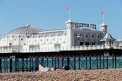 UK ENGLAND BRIGHTON 8SEP16 - General view of Brighton Pier at the Brighton sea front.<br /> <br /> jre/Photo by Jiri Rezac<br /> <br /> &copy; Jiri Rezac 2016