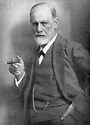 Sigmund Freud (1856-1939) Austrian neurologist. Founder of Psychoanalysis.