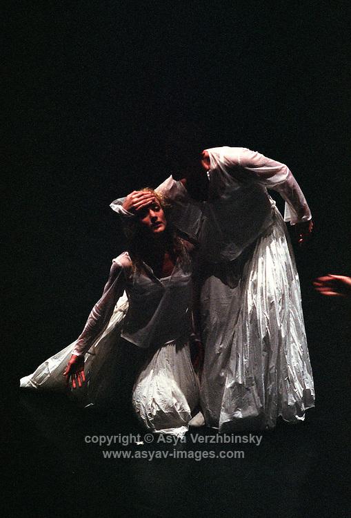 Batsheva Dance Company on tour in London