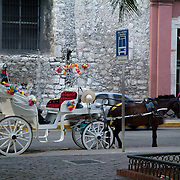 Colonial city Merida <br /> Yucatan, Mexico.