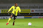 Burton Albion forward Marvin Sordell (17) during the EFL Sky Bet League 1 match between Burton Albion and Southend United at the Pirelli Stadium, Burton upon Trent, England on 2 October 2018.