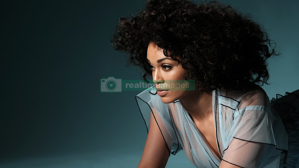 SOUTH AFRICA. Cape Town. 14.04 .18.  Actress, model and television personality Sithembile Xola Pearl Thusi during a photo shoot for Conde Nast. Picture:Ian Landsberg/African News Agency (ANA)
