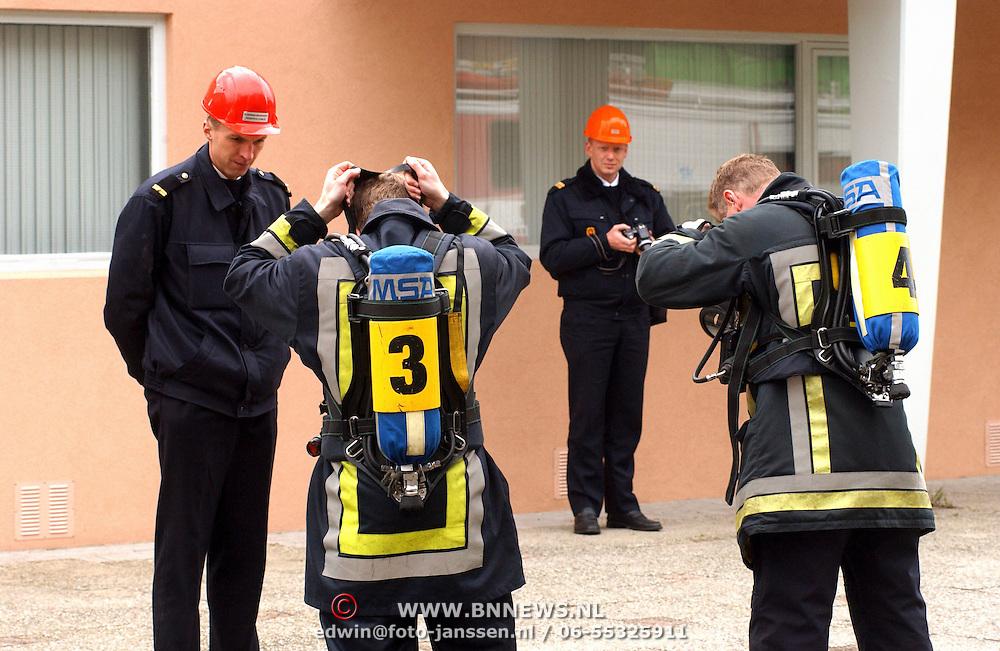 Brandweerwedstrijden Huizen, instructeur, jurylid