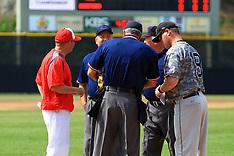 Baseball Game 1 - VMI vs Radford