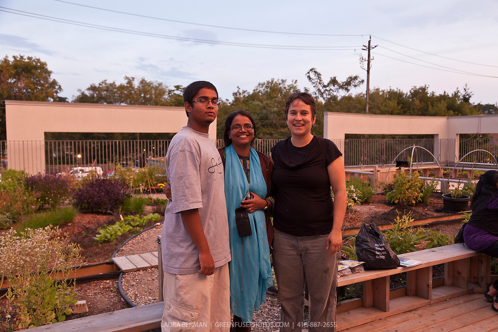 Access Alliance gardeners