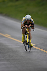 Curtis Winsor (LSV) during stage 1 of the Tour of Virginia.  The Tour of Virginia began with a 4.7 mile individual time trial near Natural Bridge, VA on April 24, 2007. Formerly known as the Tour of Shenandoah, the ToV has gained National Race Calendar (NRC) status for the first time in its five year history.
