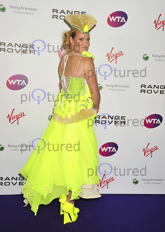 Bethanie Mattek-Sands WTA Pre-Wimbledon Party, The Roof Gardens, Kensington High Street, London, UK, 16 June 2011:  Contact: Rich@Piqtured.com +44(0)7941 079620 (Picture by Alan Roxborough)