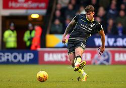 Tom Broadbent of Bristol Rovers - Mandatory by-line: Robbie Stephenson/JMP - 26/12/2017 - FOOTBALL - Banks's Stadium - Walsall, England - Walsall v Bristol Rovers - Sky Bet League One