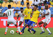 Gabon vs Burkina fasso - Coupe d Afrique des Nations - 18/01/2017