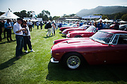 August 16-20, 2017: Ferraris at Quail Motorsport Gathering