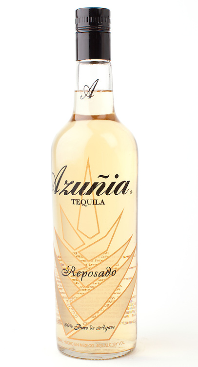 Azunia reposado -- Image originally appeared in the Tequila Matchmaker: http://tequilamatchmaker.com
