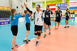 20170524 NED: 2018 FIVB Volleyball World Championship qualification, Koog aan de Zaan<br />