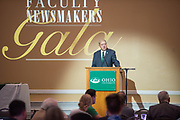Faculty Newsmakers Gala, UCM, Univerrsity Communications Marketing