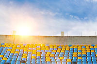 Photo of stadium seats