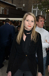 LEE STARKEY daughter of Ringo Starr at an exhibition of rock photographer Mick Rock's exclusive 'the One and Only' photographic prints held at Notting Hill's newly opened boutique 'One' 30 Ledbury Street, London W11 on 22nd June 2006.<br /><br />NON EXCLUSIVE - WORLD RIGHTS