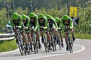 39° Giro del Trentino Melinda  1 TAPPA CRONOSQUADRE RIVA DEL GARDA ARCO 13.30KM Cannondale Garmin,  21-04-2015 © foto Daniele Mosna