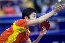Xu Xin of China at 10th Slovenian Open Table Tennis Championships - Pro Tour Velenje Slovenian Open tournament, in Round 1, on January 15, 2009, in Red sports hall, Velenje, Slovenia. (Photo by Vid Ponikvar / Sportida)