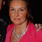 Uitreiking populariteitsprijs 2004, Dario en zijn vrouw