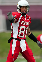 04 November 2006: Jason Horton.&#xD;In a decisive victory, the Illinois State Redbirds defeat the Missouri State Bears 38-14 at Hancock Stadium on the campus of Illinois State University in Normal Illinois.<br />