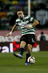December 16, 2018 - Lisbon, Portugal - Sebastian Coates of Sporting in action  during Primeira Liga 2018/19 match between Sporting CP vs CD Nacional, in Lisbon, on December 16, 2018. (Credit Image: © Carlos Palma/NurPhoto via ZUMA Press)
