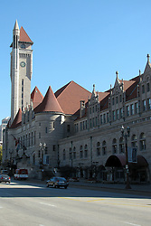 20 October 2010:  St. Louis Union Station.  St. Louis Missouri