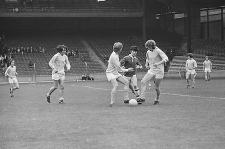 22.08.1971 Football All Ireland Semi Final Cork Vs Offaly..Junior.Cork v. Dublin.
