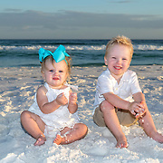 Allen (Brooke) Family Beach Photos