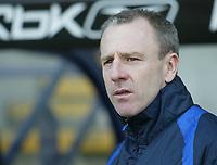 Photo: Aidan Ellis.<br /> Bolton Wanderers v Sunderland. The Barclays Premiership. 18/03/2006.<br /> Sunderland boss Kevin Ball