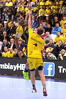 Adrien DIPANDA - 17.12.2014 - Tremblay en France / Saint Raphael - 14eme journee de Championnat de France de D1<br /> Photo : Aurelien Meunier / Icon Sport