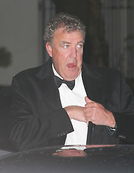 Jeremy Clarkson arrives at The Military Awards at the Imperial War Museum in London, Monday, 19th December 2011. Photo by: Stephen Lock / i-Images<br />