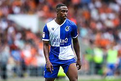 Victor Adeboyejo of Bristol Rovers - Mandatory by-line: Robbie Stephenson/JMP - 03/08/2019 - FOOTBALL - Bloomfield Road - Blackpool, England - Blackpool v Bristol Rovers - Sky Bet League One