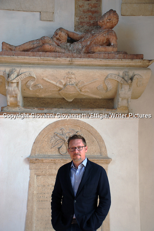 Charles King, Festivaletteratura Mantova <br /> 06 September 2014<br /> <br /> Photograph by Giovanni Giovannetti/Effigie/Writer Pictures <br /> <br /> NO ITALY, NO AGENCY SALES