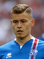 Uefa - World Cup Fifa Russia 2018 Qualifier / <br /> Iceland National Team - Preview Set - <br /> Alfred Finnbogason