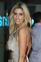 Stacey Solomon Knight and Day UK Premiere, held at the Odeon Cinema, Leicester Square, London, UK, 22 July 2010: For piQtured Sales contact: Ian@Piqtured.com +44(0)791 626 2580 (Picture by Richard Goldschmidt/Piqtured)