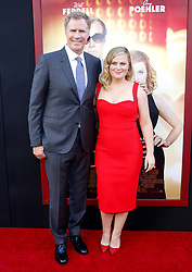 Will Ferrell and Amy Poehler at the Los Angeles premiere of 'The House' held at the TCL Chinese Theatre in Hollywood, USA on June 26, 2017.