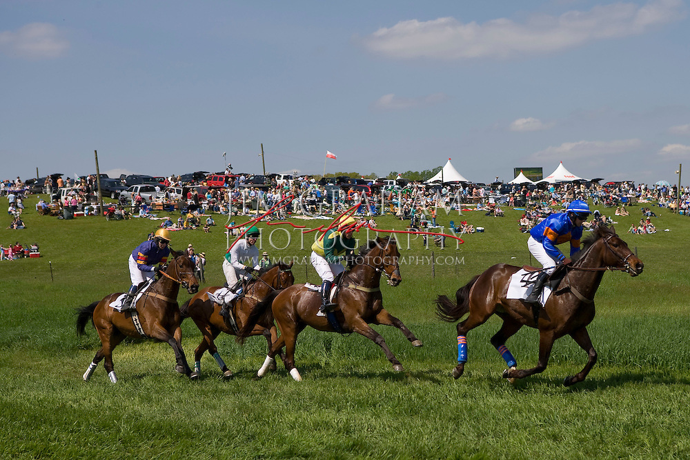 at the Winterthur Point to Point Races, in Winterthur , Delaware, Sunday 4 May 2008.(Photography by Jim Graham)