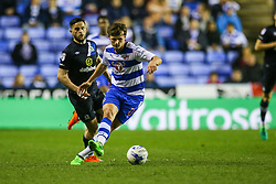 John Swift of Reading in action - Mandatory by-line: Jason Brown/JMP - 04/04/2017 - FOOTBALL - Madejski Stadium - Reading, England - Reading v Blackburn Rovers - Sky Bet Championship