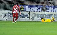 FUDBAL, BEOGRAD, 10. Nov. 2010. - Utakmica cetvrtfinala kupa Srbije (2010/2011) izmedju Crvene zvezde i Teleoptika. Foto: Nenad Negovanovic