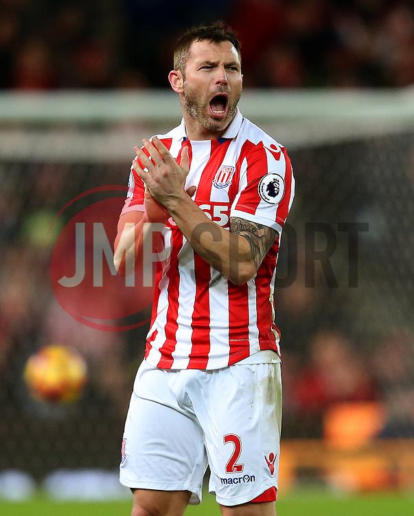 Phillip Bardsley of Stoke City - Mandatory by-line: Matt McNulty/JMP - 01/02/2017 - FOOTBALL - Bet365 Stadium - Stoke-on-Trent, England - Stoke City v Everton - Premier League