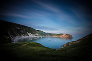 Lulworth Cove, Dorset, UK.<br /> Picture date: Wednesday June 8, 2016.<br /> Photograph by Christopher Ison &copy;<br /> 07544044177<br /> chris@christopherison.com<br /> www.christopherison.com