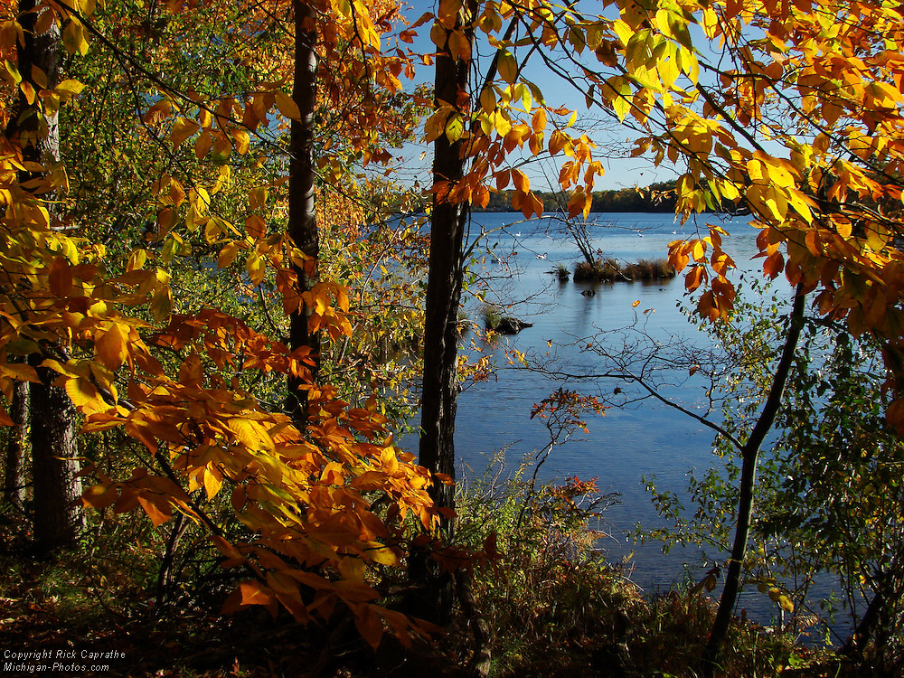 Fall at Kent Lake
