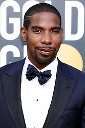 January 5, 2020, Beverly Hills, Kalifornien, USA: Desean K. Terry bei der Verleihung der 77. Golden Globe Awards im Beverly Hilton Hotel. Beverly Hills, 05.01.2020 (Credit Image: © Future-Image via ZUMA Press)
